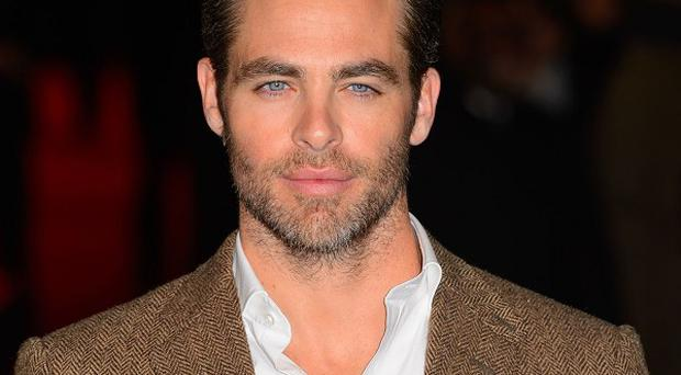 Chris Pine is in talks to star in The Finest Hour