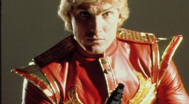 Sam J Jones played Flash Gordon in the 1980 movie