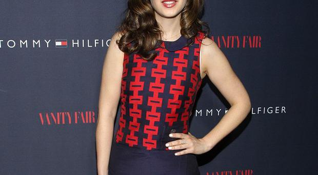 Zooey Deschanel has a new film role