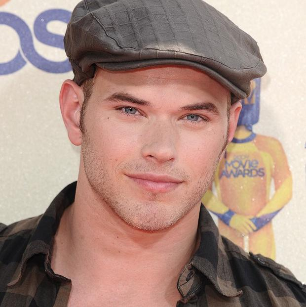 Kellan Lutz voices Tarzan in a new motion capture film