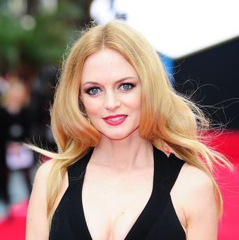 Heather Graham says she thinks Hollywood is sexist