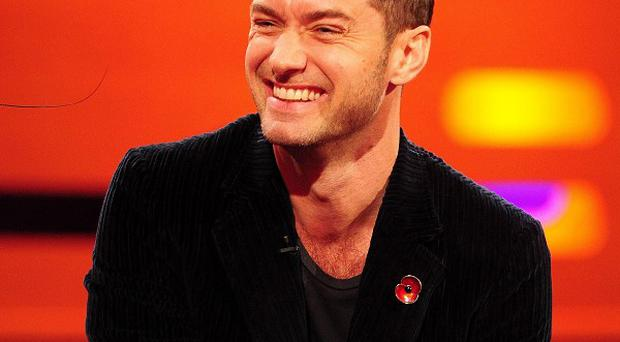 Jude Law is to play US author Thomas Wolfe in a new film
