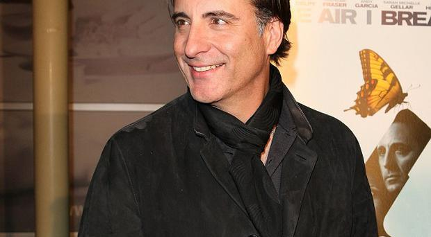 Andy Garcia is to star in the Max Steel movie