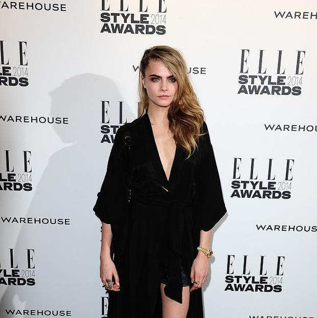 Cara Delevingne says she prefers acting to modelling