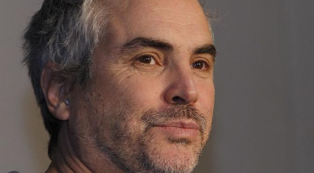 Alfonso Cuaron's Gravity is at the centre of a lawsuit
