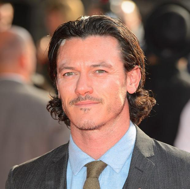 Luke Evans will reprise his role as Bard the Bowman in the third Hobbit film