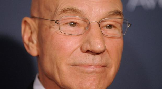 Sir Patrick Stewart returns to play Professor Charles Xavier in X-Men: Days Of Future Past