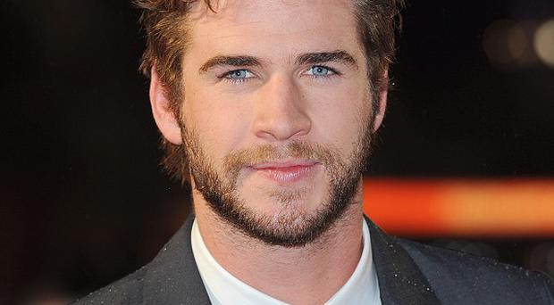 Liam Hemsworth will star in The Dressmaker with Kate Winslet