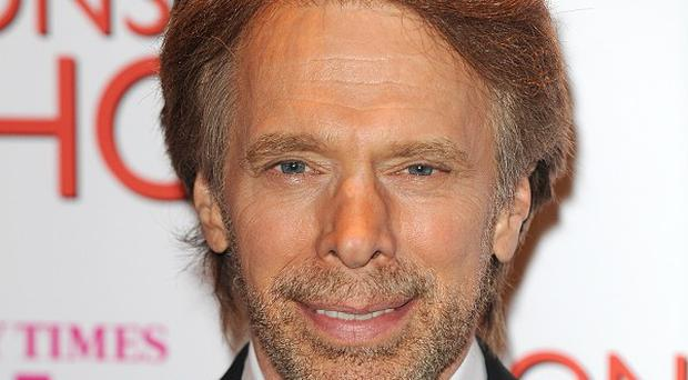 Jerry Bruckheimer has celebrated his 40-year anniversary as a film producer