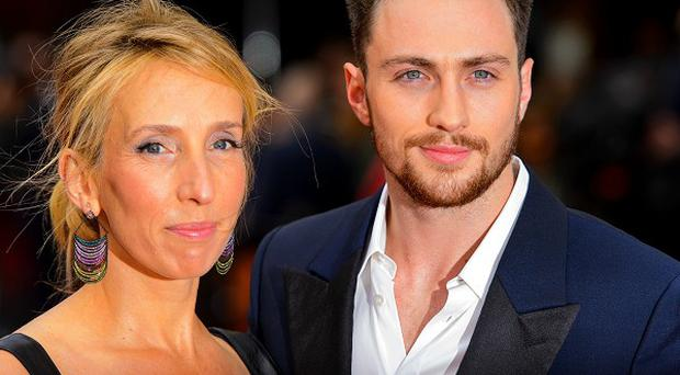 Sam Taylor-Johnson has cast husband Aaron in Fifty Shades Of Grey