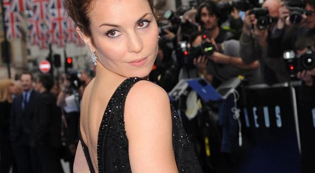 Noomi Rapace may star in Brilliance with Will Smith