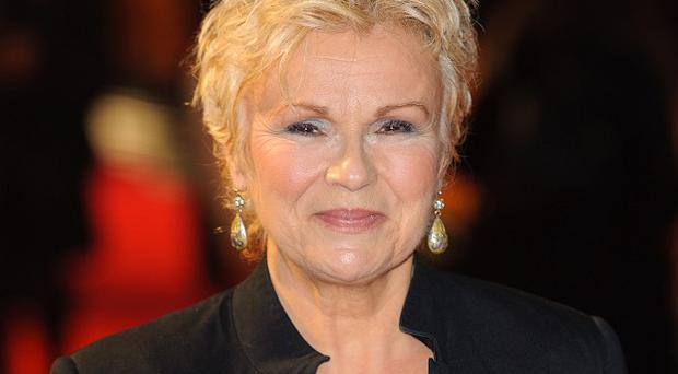 Julie Walters has said she didn't think Educating Rita was very good the first time she saw it