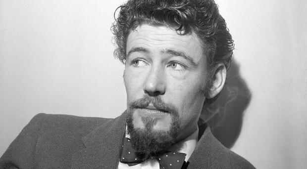 Peter O'Toole was renowned for his wild lifestyle off screen