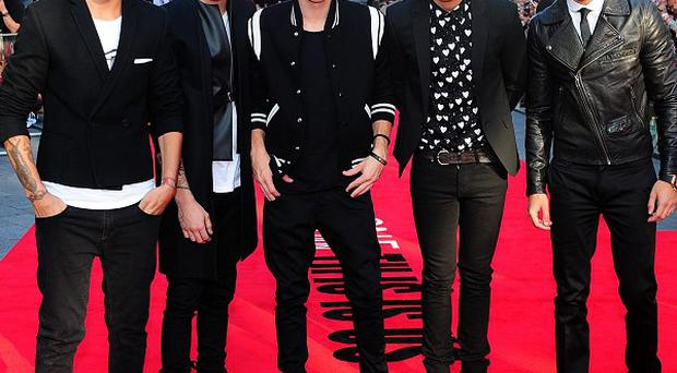 One Direction could star in a series of animated films