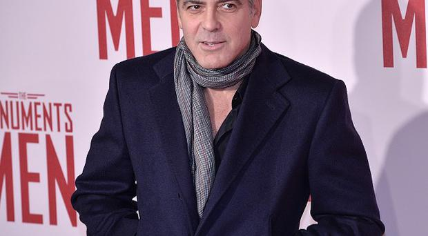 George Clooney will star in the Coen Brothers new film