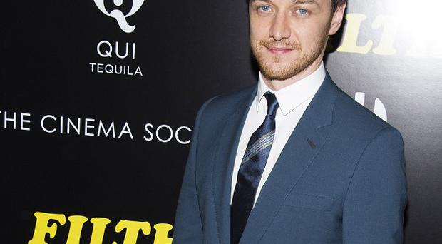 James McAvoy had some ideas for a Wanted sequel