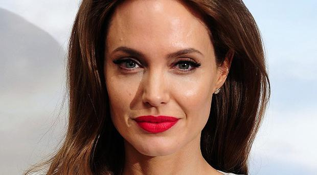 Angelina Jolie plays Sleeping Beauty sorceress Maleficent in a new film