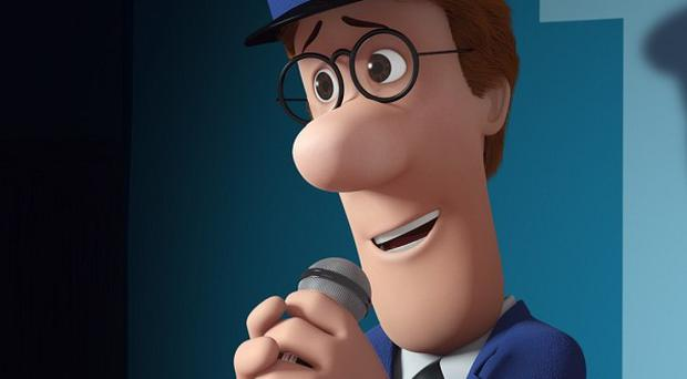 Stephen Mangan voices Postman Pat in the film about the beloved character