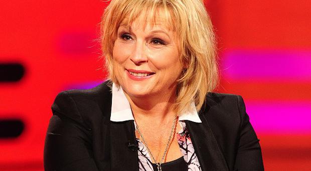 Jennifer Saunders has confirmed she is working on a script for the film version of Absolutely Fabulous