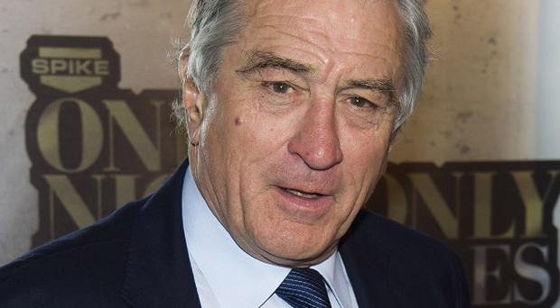 Robert De Niro will star in the film Idol's Eye