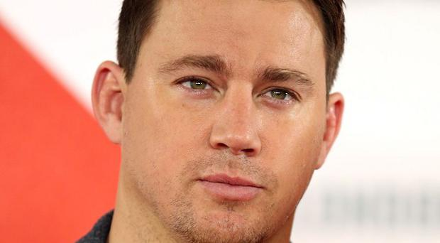 Channing Tatum had a wild night out with Shia LaBeouf when they were younger