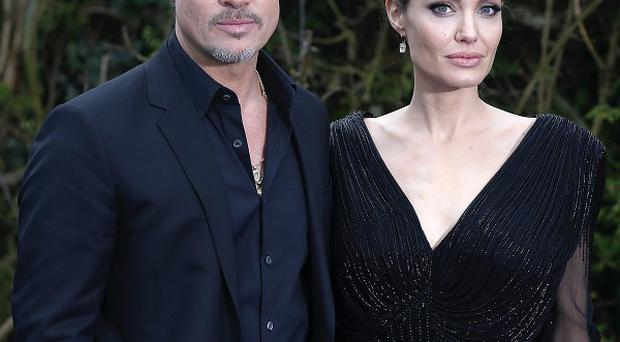 Brad Pitt and Angelina Jolie helped their daughter Vivienne get into character for Maleficent
