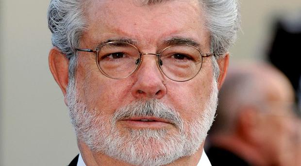 George Lucas said it was a privilege to see the film top the poll