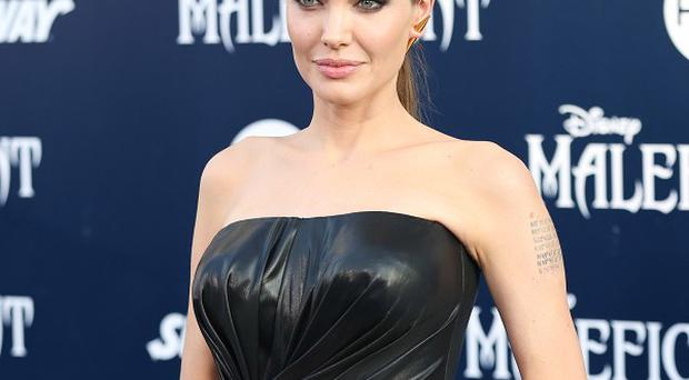 Angelina Jolie has hinted that she would like to play Cleopatra on the big screen
