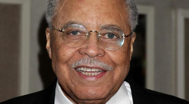 James Earl Jones was the voice of Star Wars villain Darth Vader