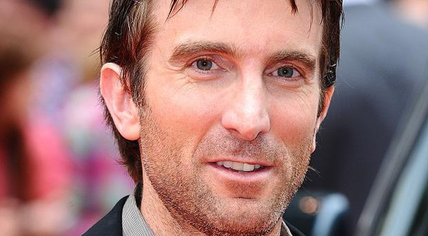 Sharlto Copley plays King Stefan in Maleficent