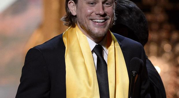 Charlie Hunnam was first cast as Christian Grey in the 50 Shades Of Grey film