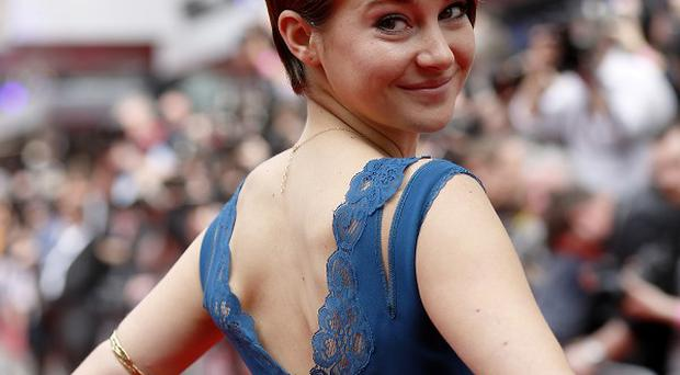 Shailene Woodley plans to pick more grown-up parts in future