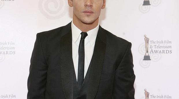 Jonathan Rhys Meyers has joined the cast of Stonewall