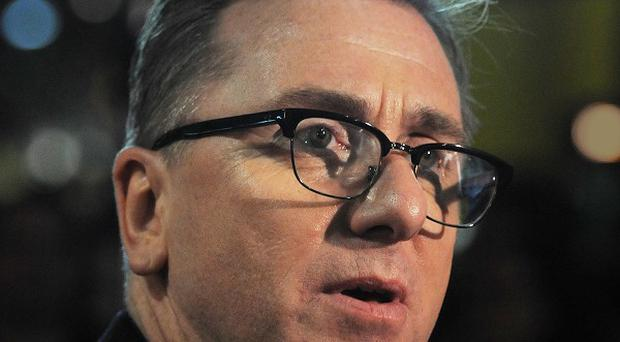 Tim Roth will play the Alabama governor in Martin Luther King Jr drama Selma