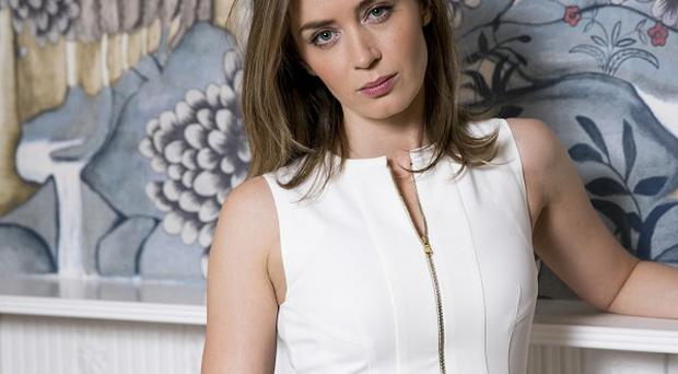 Emily Blunt is rumoured to be in talks for the Batman V Superman film