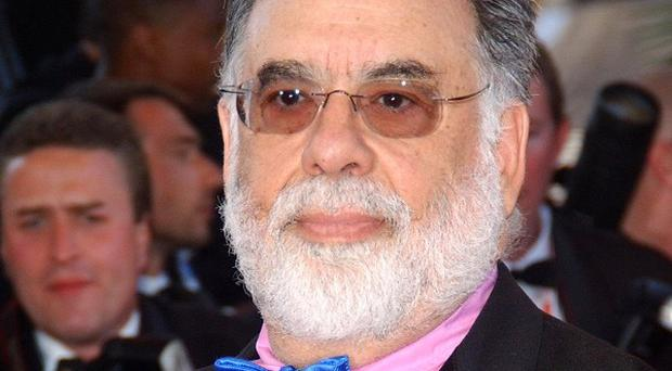Francis Ford Coppola believes a sort of 'live cinema' is a possibility