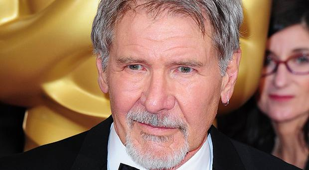 Harrison Ford has been injured on the set of the film Star Wars: Episode VII