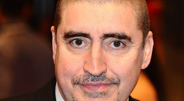 Alfred Molina has revealed his naughty behaviour on the set of the latest film.