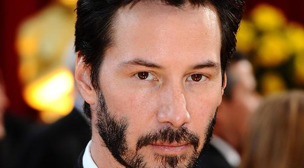 Keanu Reeves is tipped to play a lawyer in The Whole Truth
