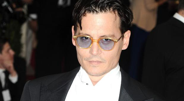 Johnny Depp will be reunited with James Russo on Black Mass