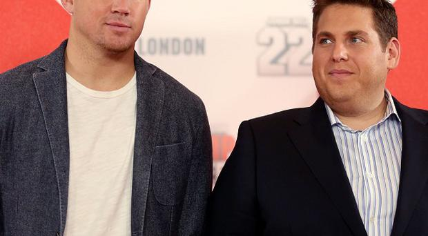 Channing Tatum and Jonah Hill star in 22 Jump Street