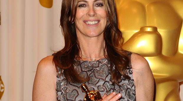Kathryn Bigelow could be making a film about released captive Bowe Bergdahl