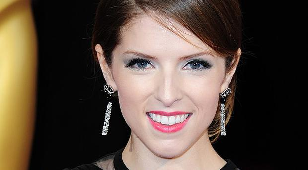 Anna Kendrick will lend her voice to a character in Trolls