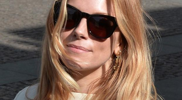 Sienna Miller is to reunite with Bradley Cooper on Chef