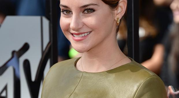 Shailene Woodley wants to play Stevie Nicks in a movie