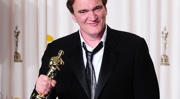 Quentin Tarantino is working on a comic book, starring the lead character from his film Django Unchained