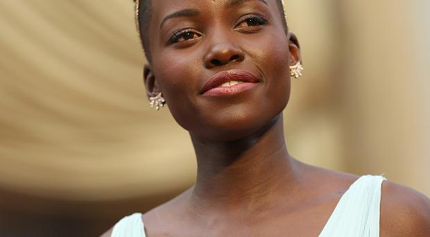 Lupita Nyong'o has landed her first Vogue cover