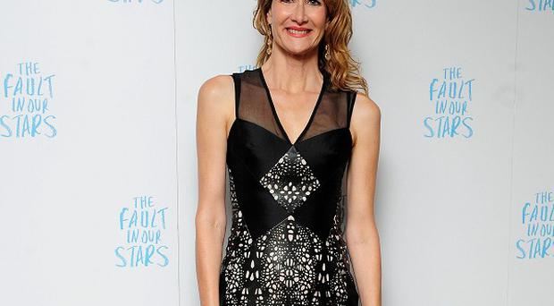 Laura Dern stars opposite Shailene Woodley in The Fault In Our Stars