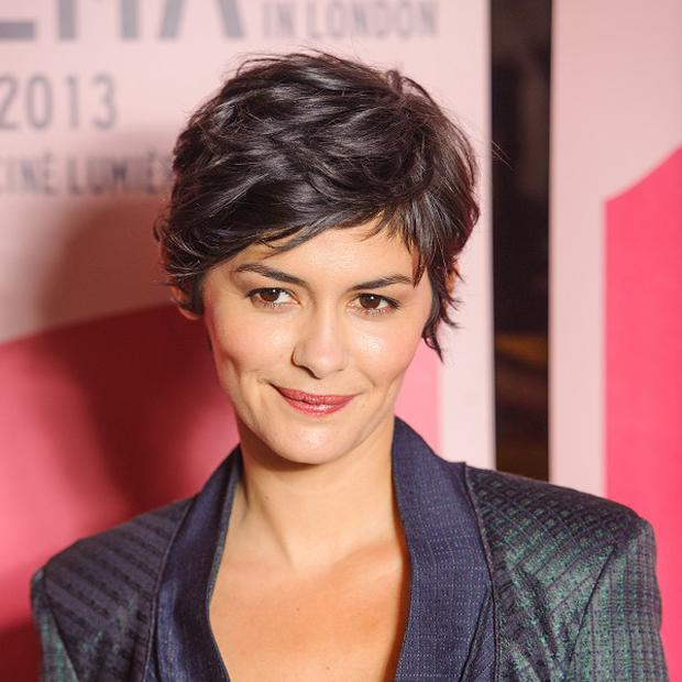 Audrey Tautou has said she loves growing older with her Spanish Apartment trilogy character