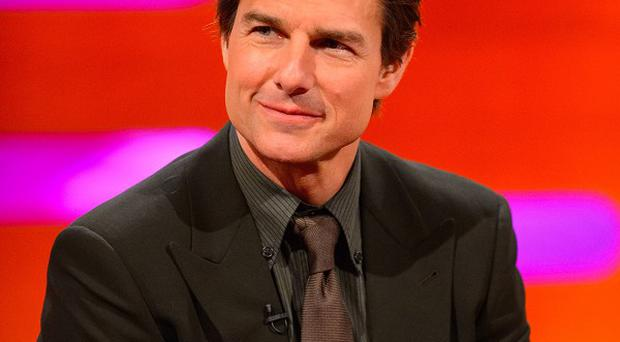 Tom Cruise is rumoured for a role in the new Star Wars film